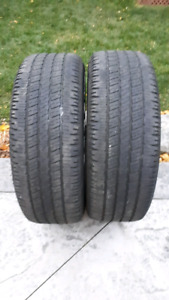 Goodyear Wrangler 275/60/R20 Tires