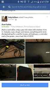 Acer laptop for ps3