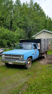 1988 Chevy one ton