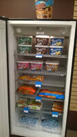 Stainless Upright Frigidaire Freezer for SALE