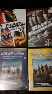 the fast and the furious 1 to 6 dvd