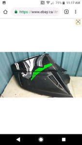 wanted 2010 artic cat f8 left side pannel