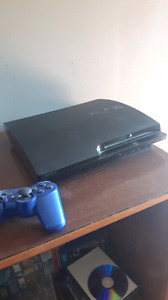 Ps3 and a couple games