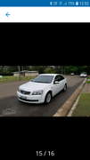 2008 holden statesman Brighton-le-sands Rockdale Area Preview