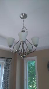5 pendant light fixture
