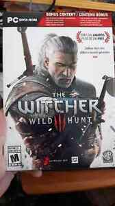 The Witcher Wild Hunt for PC