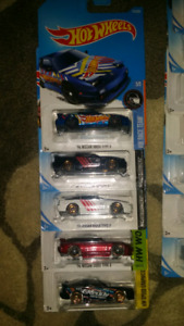 Hot wheels mainline mix of JDM and Euro