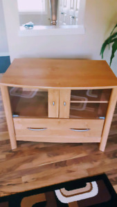 Large stereo cabinet