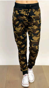 *New* Camouflage Joggers, Multiple Sizes