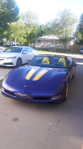 1998 Indy 500 Corvette.  Last price!