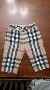 Burberry pants 6 months