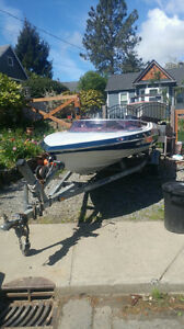 Awesome Cobra Speedboat for Sale