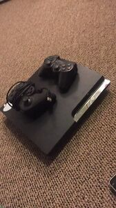 Playstation 3, 2 controllers