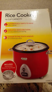 Sunbeam 16 Cup Rice Cooker