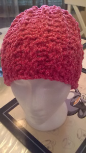 Hand knit hats (woman's )