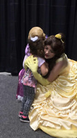 Princess Belle, Rapunzel, Ariel and much MORE!