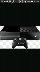 Xbox One with 3 gmaes 200 by Sat
