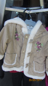 Girls Designer Jacket by George 18 months