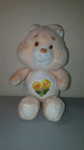 Vintage Kenner 1983 Carebear Plush Doll Toy