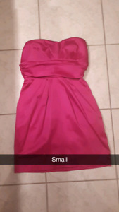 Robe rose fuschia small