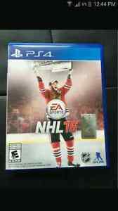 NHL16 for PS4