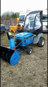Tracteur Ford 18 Hydro