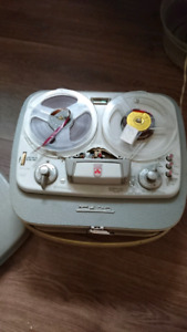 Grundig TK20 Reel To Reel