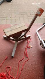 Trials / MX Bike stand