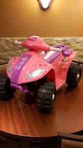 Disney Princess 6V Quad