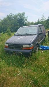 95 Dodge Caravan $300 firm