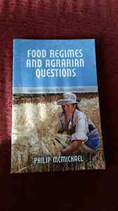 Food Regimes and Agrarian Questions West Island Greater Montréal image 1