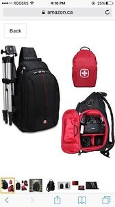 Swiss army camera bag