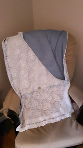 Nursing Cover/Carseat Cover/Scarf