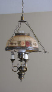 Vintage Dinning Room Light