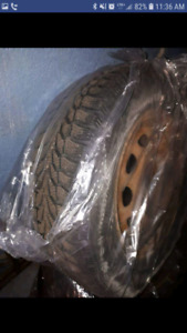 Winter tires /pneus 185/70 r14