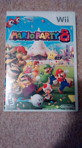 Mario Party 8 for Wii