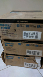 Armstrong Imperial Vinyl floor tile, 2 colours