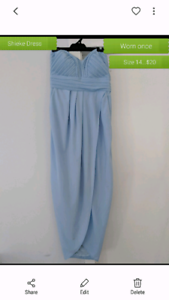 Formal / Evening Dresses Pearl Beach Gosford Area Preview
