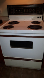 Free Stove - Must go