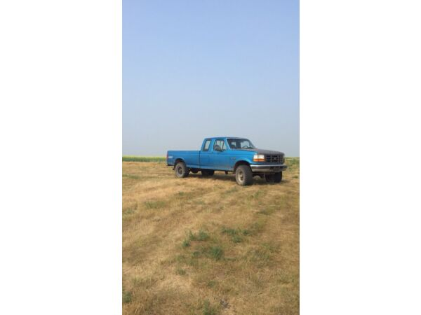 Used 1994 Ford F-250