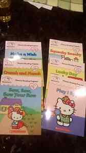 Hello Kitty books