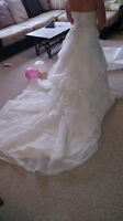 sz 10 Angilique wedding dress