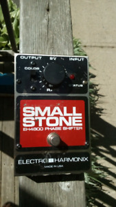 Vintage EHX Small Stone Phaser