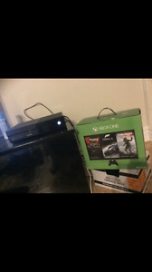 Xbox one brand new comes with 5 games