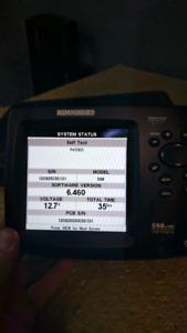 Humminbird 598 ci hd with side imaging