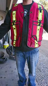 Land surveyers vest