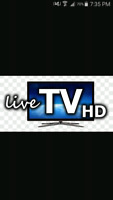 Cable TV for android box, smart tv, and PC, @