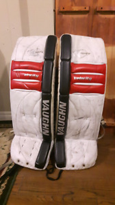 #### Vaughn  goalie pad ###