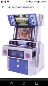 Arcade beatmania core remix
