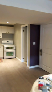 Large 1 bedroom all inclusive basement apt